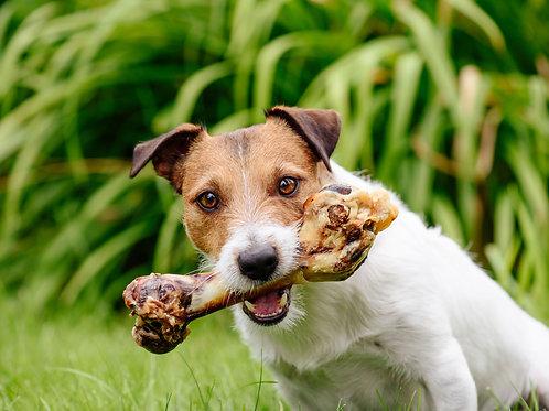 The Meat Men For the Dog Marrow Bone Half