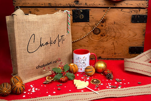 Chokoleti  - Adult Christmas Eve Bag