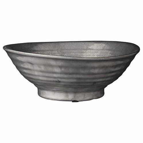 Price and Coco Interiors  Silver handmade Decorative Bowl