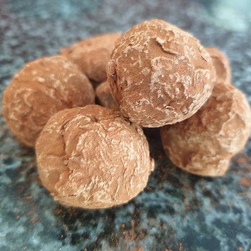 XOCOL8 Vegan Salted Caramel Water Ganache Chocolate Truffles