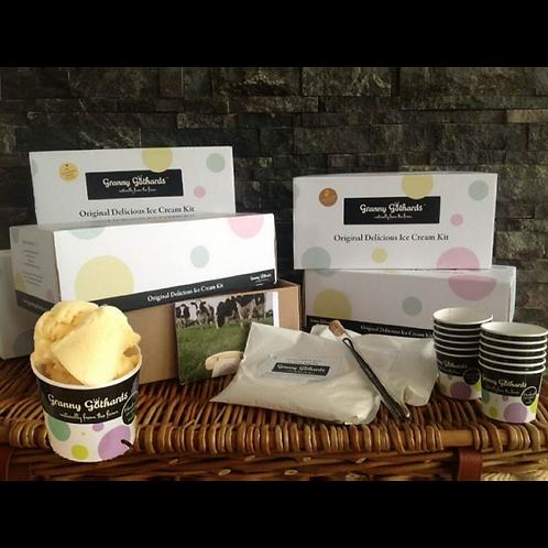 Granny Gothards Madagascan Vanilla Ice Cream making kits