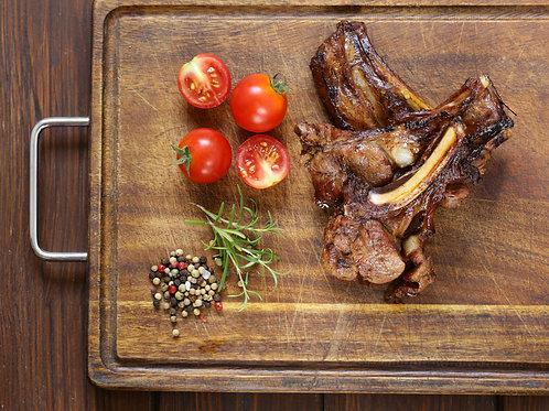 The Meat Men Minted Lamb Steaks 4-pack