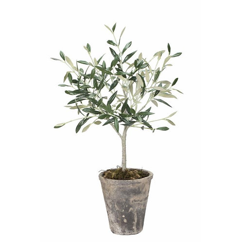 Price and Coco Interiors Faux Olive Tree