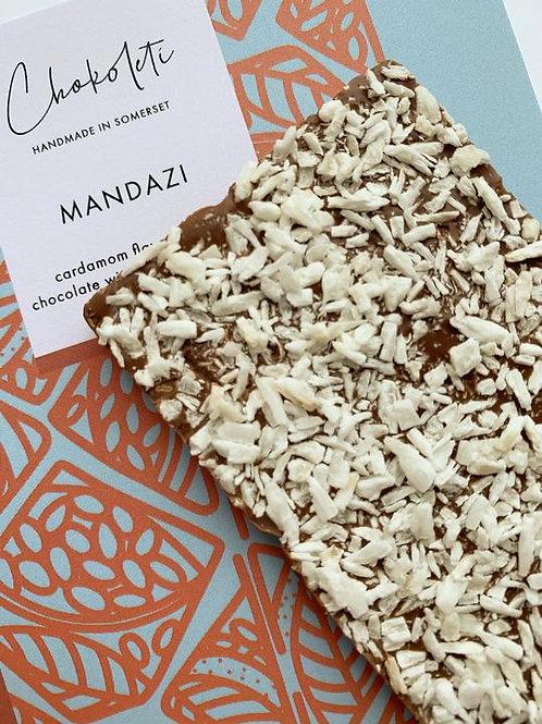 Chokoleti Mandazi -The Kenyan Collection