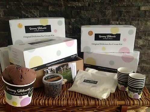 Granny Gothards  Belgian Chocolate Ice Cream making kits