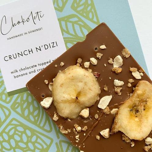 Chokoleti Crunchy N'Dizi - The Kenyan Collection
