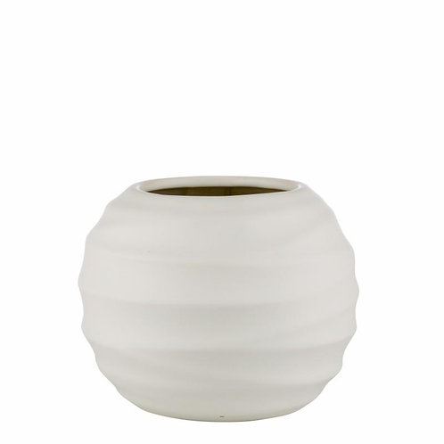Price and Coco Interiors Curvia Plant Pot