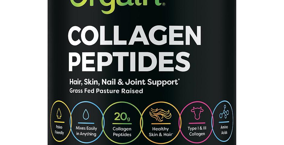 Orgain(オルゲイン)コラーゲンペプチド 454g