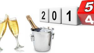 Ciao 2014! Benvenuto 2015!
