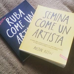 """IDEE DI LETTURA: """"...come un artista"""""""