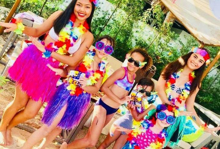 Tahiti Beach Party