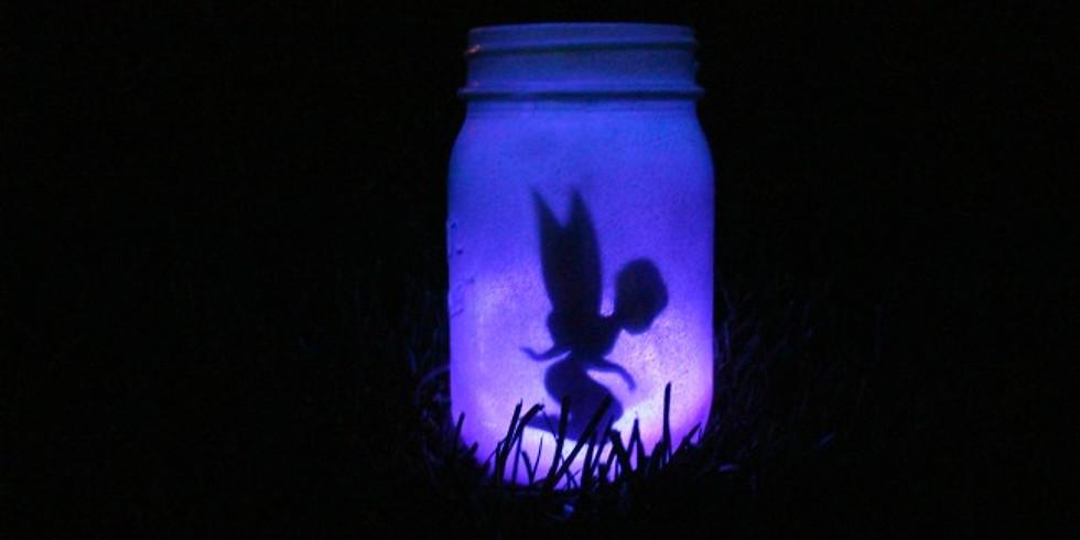 Secret Wish Santa - Craft Session Two (Christmas Glowy Jar) - Free