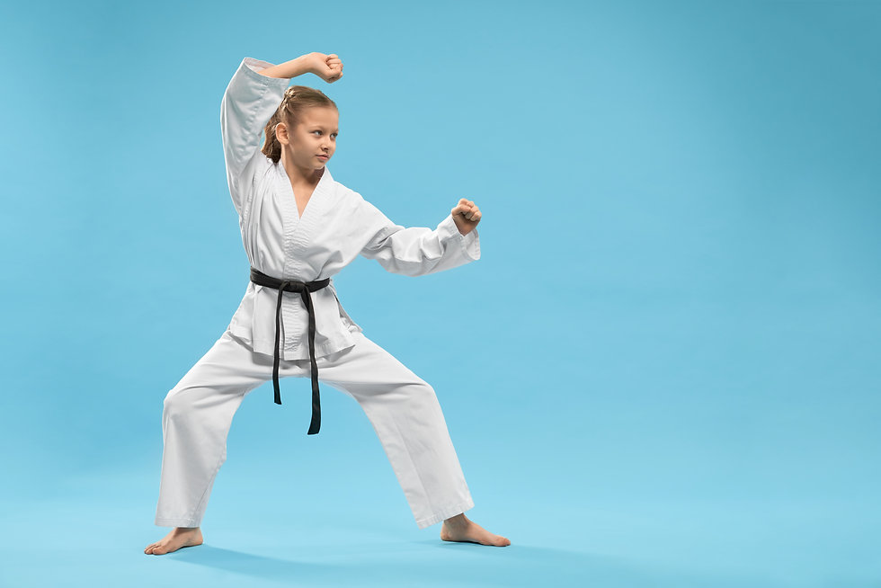 side-view-child-standing-karate-stance-s