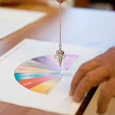 Atelier découverte de l'utilisation du pendule
