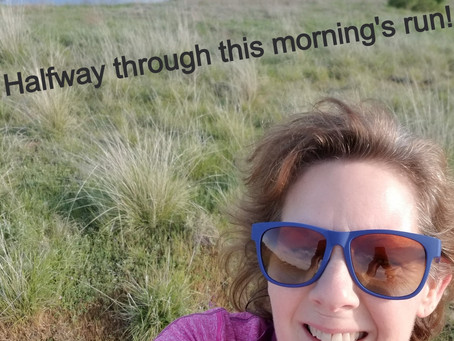 Writing and Running: Two Pursuits Just Made for Social Distancing