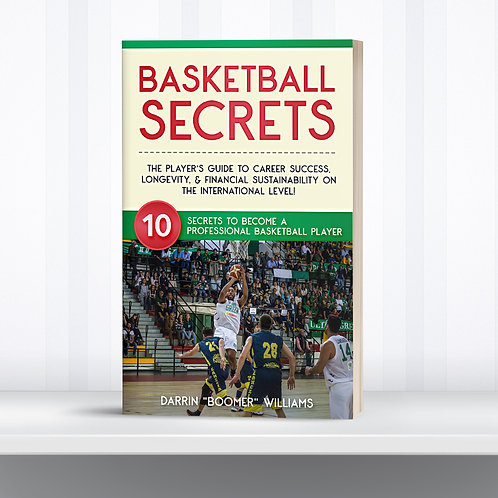 Basketball Secrets: How To Become A Pro Basketball Player (Pro Guide)