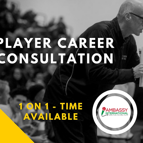 Player Career Consultation : Player Essentials