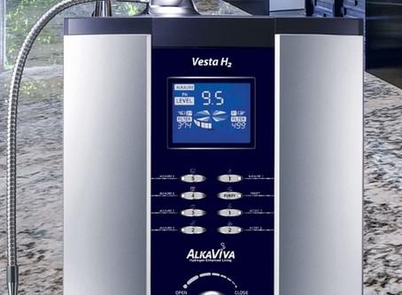Sale on Alkaviva Water Ionizers