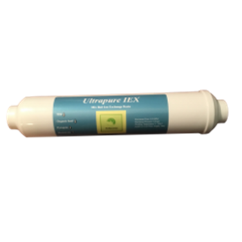 """UltraPure IEX Mixed Bed Ion Exchange In-Line Cartridge (2""""x10"""")"""