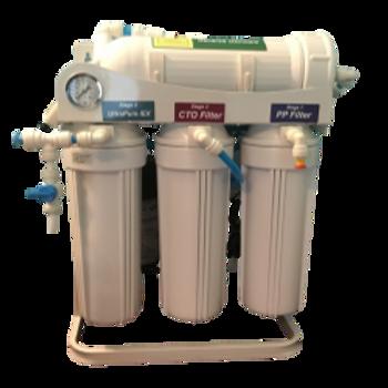Hydrogen Water Generator-500 GPD 9 Stage Alkaline RO System