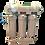 Thumbnail: Hydrogen Water Generator-500 GPD 9 Stage Alkaline RO System
