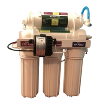 Alkaline Water Filter-75 GPD 9 Stage RO System with Antioxidants