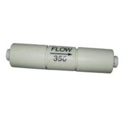 Axeon 350 ml/min Inline Flow restrictor (50 GPD)