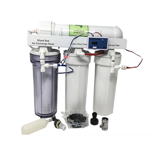 75 GPD 4 Stage RO System for Aquariums
