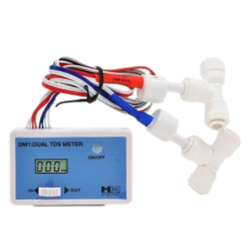 HM Digital DM-1 Dual Channel TDS/Temperature Monitor