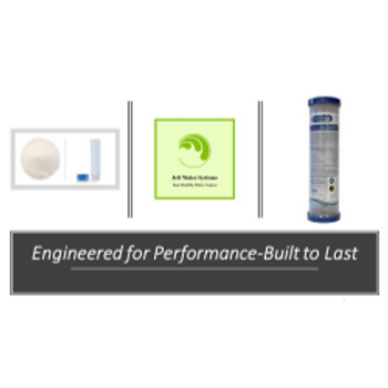 Annual Filter Replacement-Dual Countertop Alkaline Water Filter