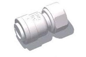 """Mur-Lok 3/8"""" Tube x 7/16""""-24 Faucet Adaptor"""