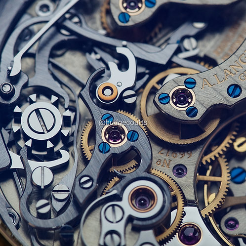 A LANGE AND SOHNE DATOGRAPH PERPETUAL (C-type)