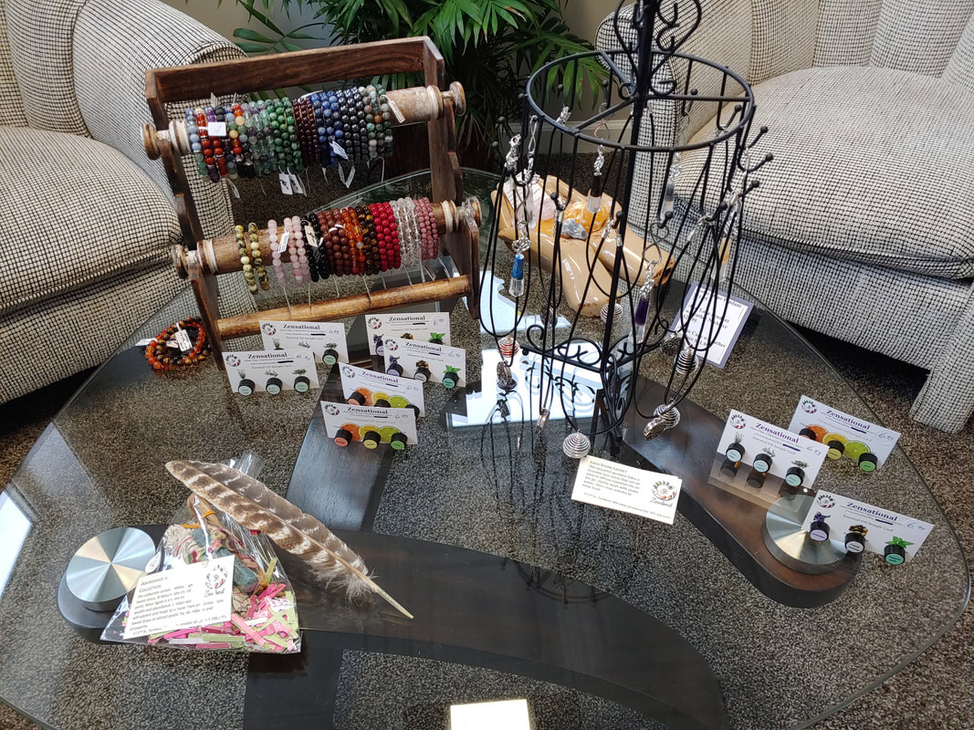 Jewelry and Essential Oils