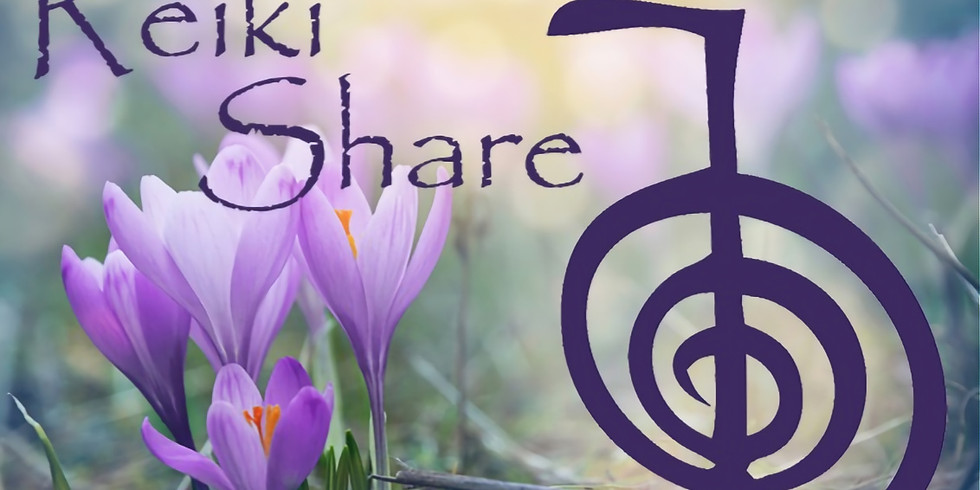 Virtual Reiki Share for Practitioners