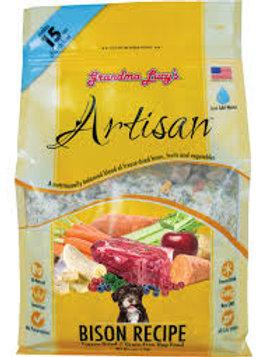 Grandma Lucy's Artisan Grain Free Dog Food, Assorted Proteins, 1 - 10 lbs