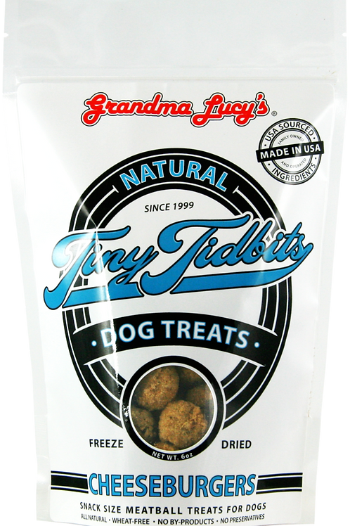 Tiny Tidbits Meatballs, Assorted Varieties, 6 oz.