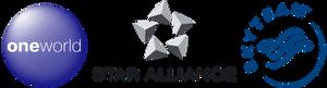 Airline Alliance Logos
