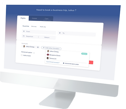 Corporate Travel Booking Software - Betravelo