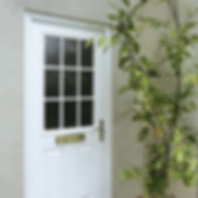 uPVC Front Door Example