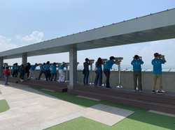 Spying from the DMZ