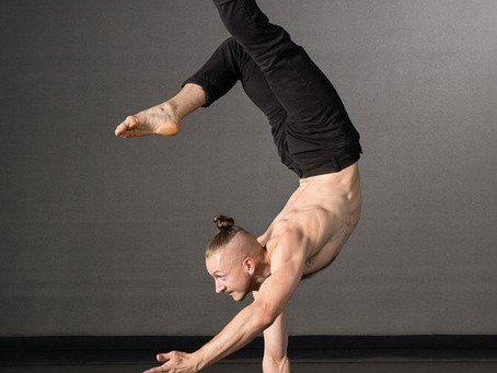 Authenticity in Movement: learning with Sebastian Hirtenstein