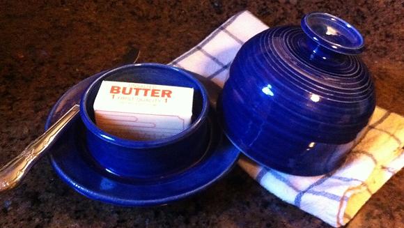 Fabulous Butter Dish!