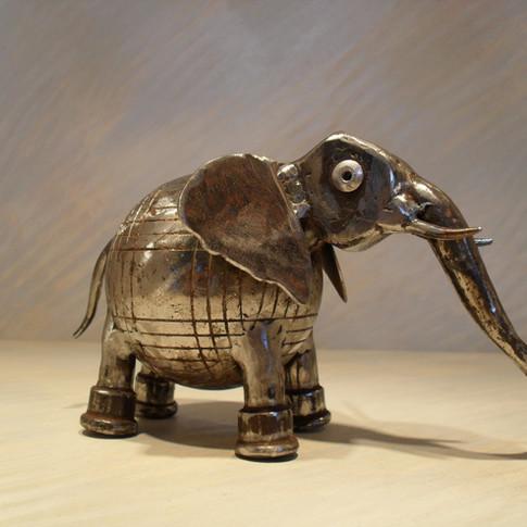 éléphant vendu