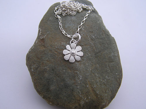 Daisy pendant (Frosted)