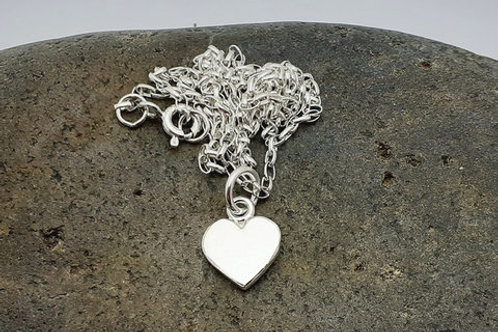 Heart pendant (small)