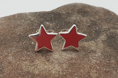 Star earrings (small)