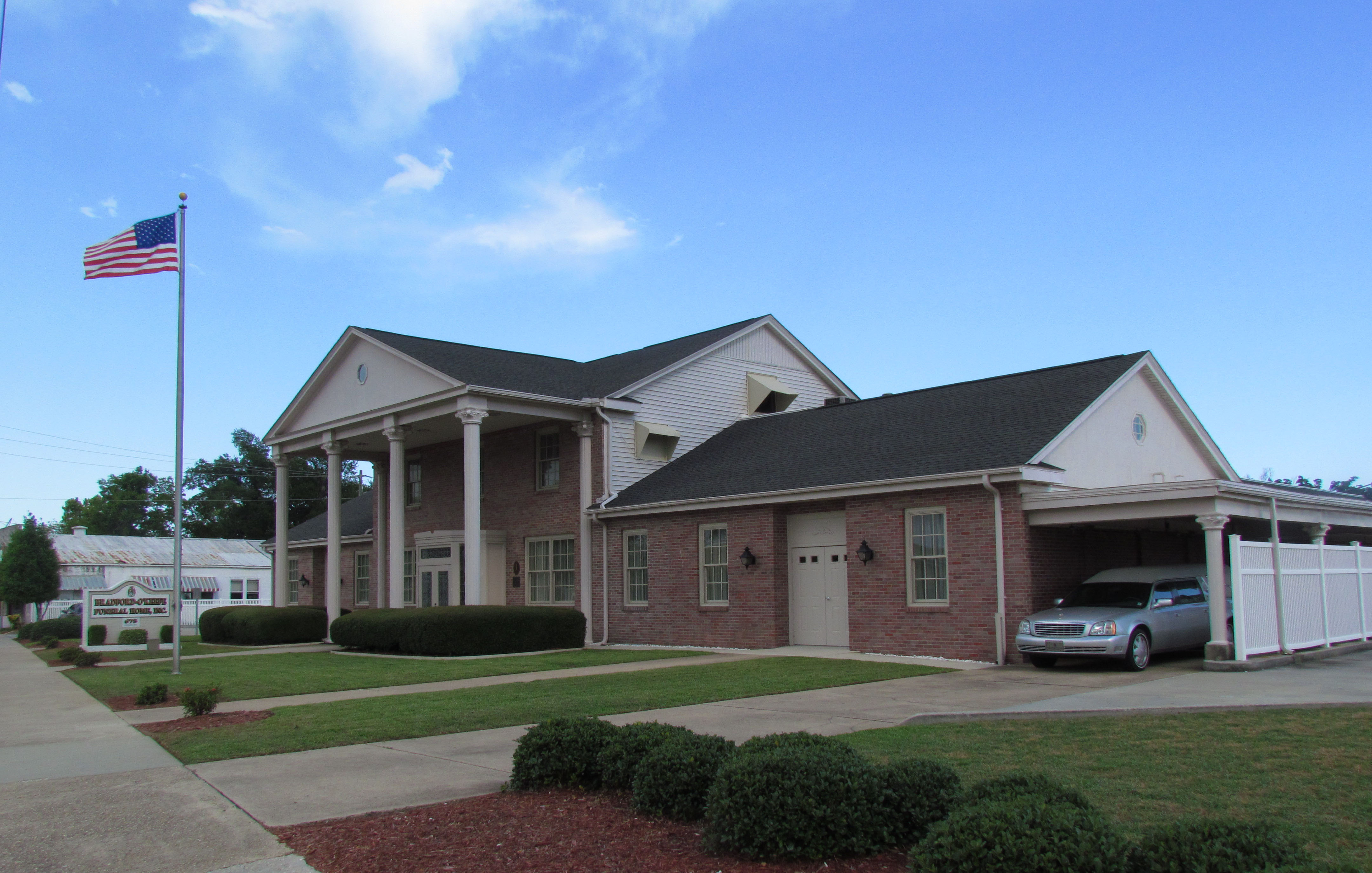 Bradford O'Keefe Funeral Home