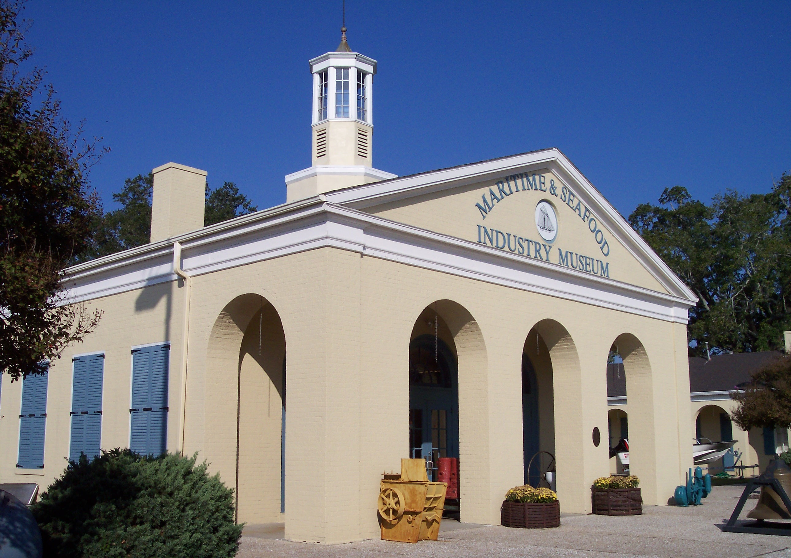 Maritime & Seafood Museum