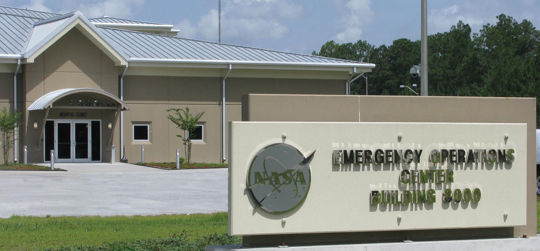 NASA Emergency Operations Center