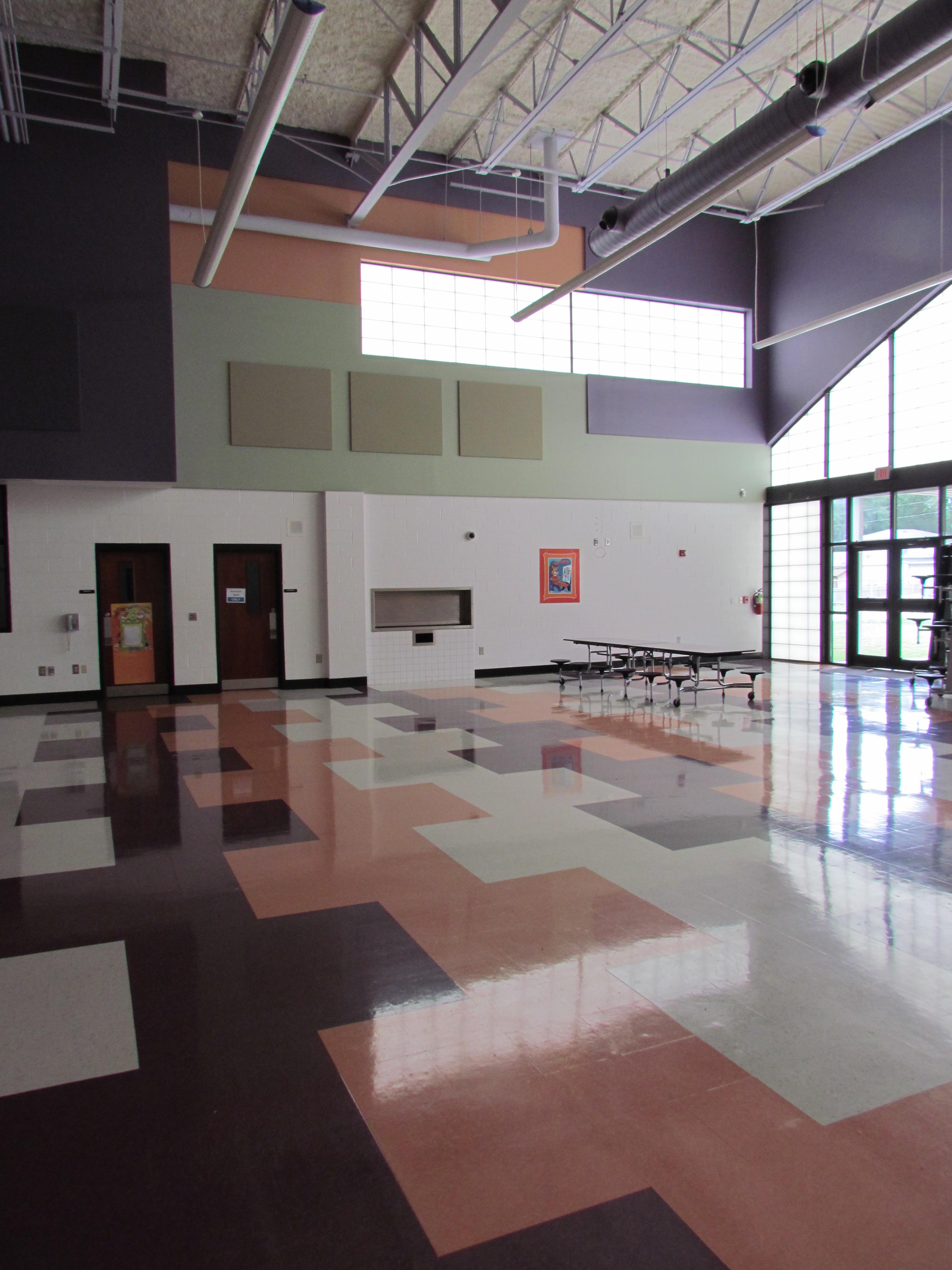 Nichols Elementary Cafeteria